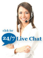 24/7 Live Chat